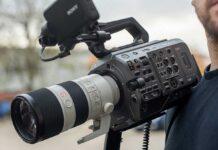 Sony Cinema Line, nuova lineup di telecamere
