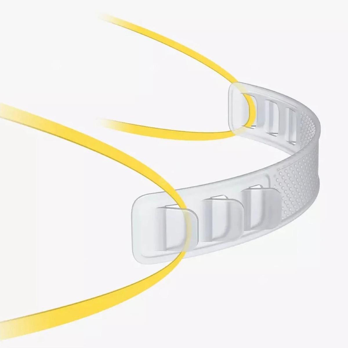 Solo 4 € i cinturini per mascherine: addio fastidio, benvenuta comodità e sicurezza