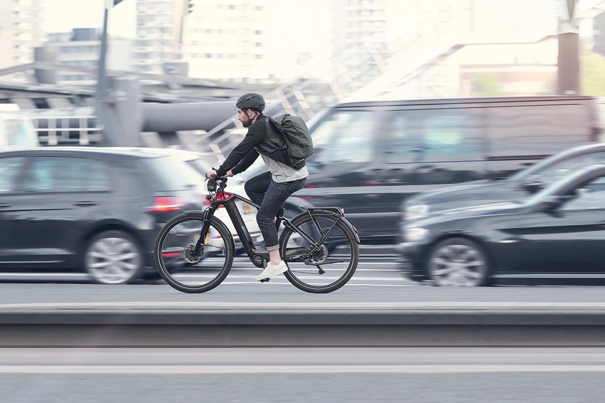 Bosch, eBike ai dipendenti per tempo libero e percorso casa-lavoro