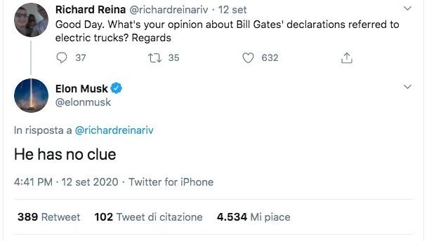 Bill Gates ci spiega la differenza fra Steve Jobs ed Elon Musk