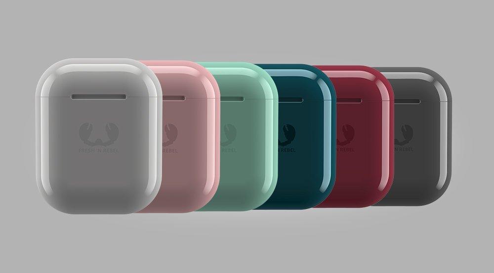 Recensione Fresh 'n Rebel Twins, auricolari wireless colorati per tutti