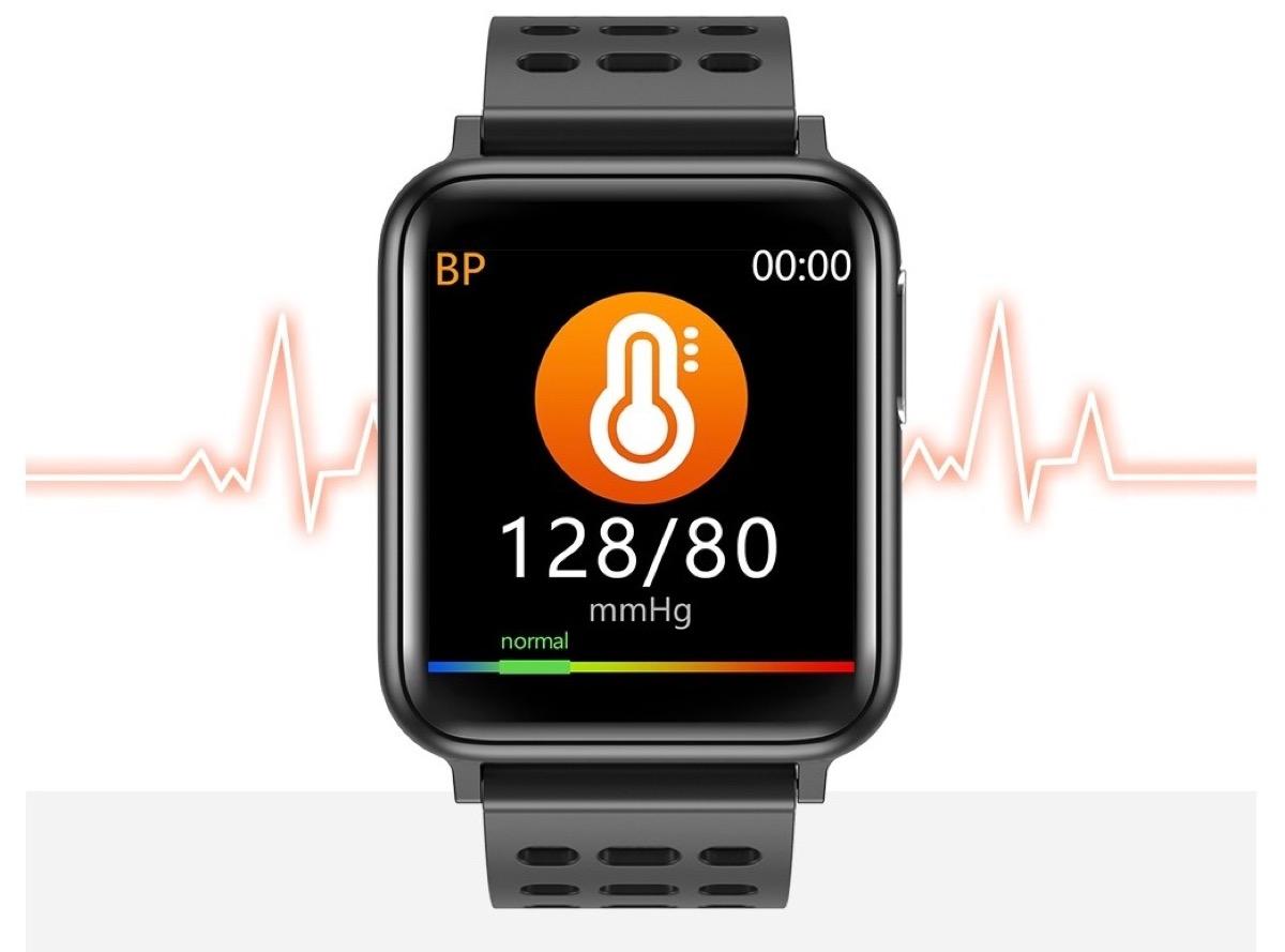 Gocomma DT6, solo 40 € lo smartwatch attento alla salute ma dallo stile trendy
