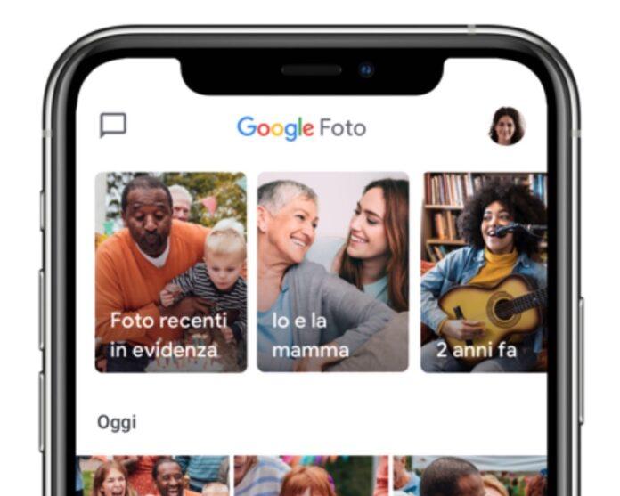 L'app Google Foto mette il turbo, per ora solo su iOS