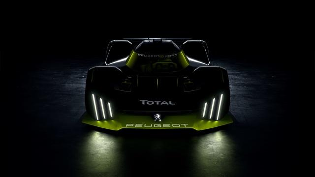 Peugeot e Total, una Hypercar per Le Mans