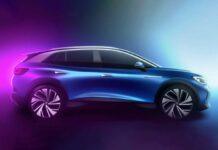 Volkswagen, svelati gli interni della ID.4