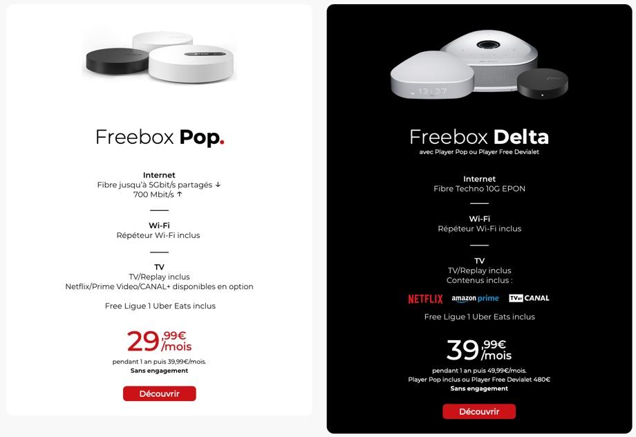 Iliad fisso su fibra ottica e Freebox arrivano in Italia all'inizio del 2021