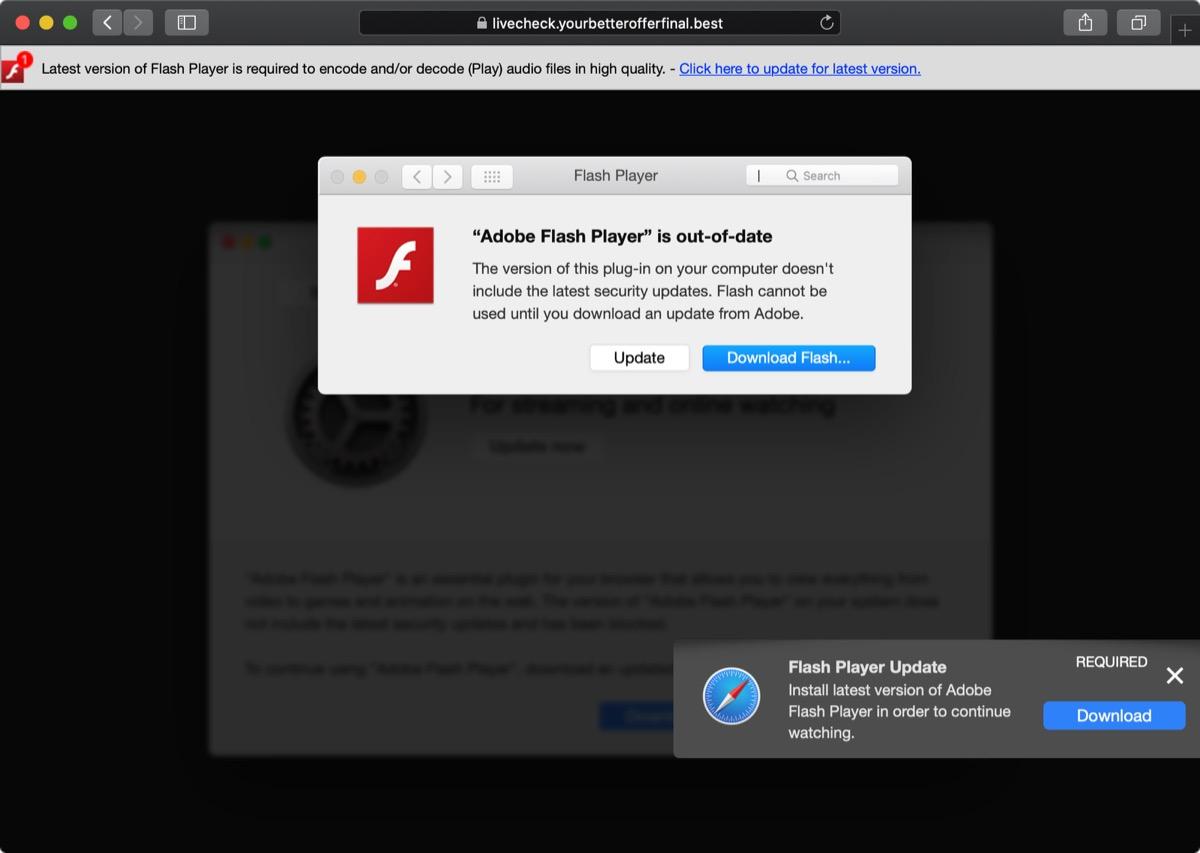 malware autenticazione apple