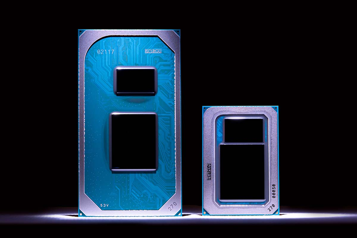 Intel ha annunciato le CPU Tiger Lake di 11a generazione