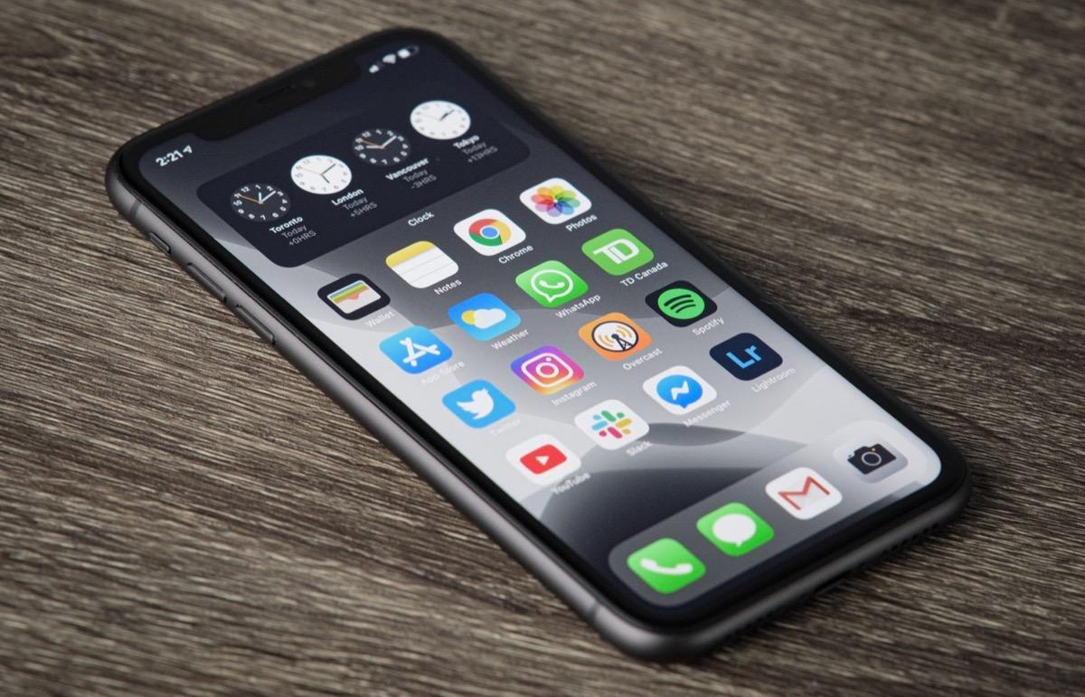 iOS 14 adozione da record