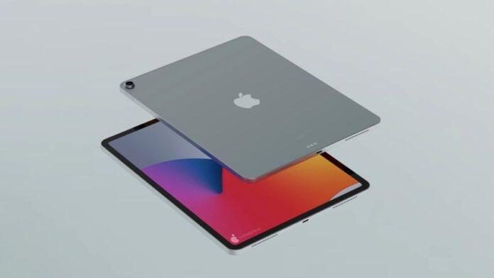 Come sarà iPad Air 4 ce lo fa vedere un concept