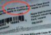 iPhone 12 mini confermato dagli adesivi delle custodie Apple