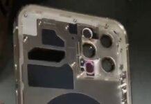 iPhone 12 Pro, scanner LiDAR confermato da un presunto dorso. Il video