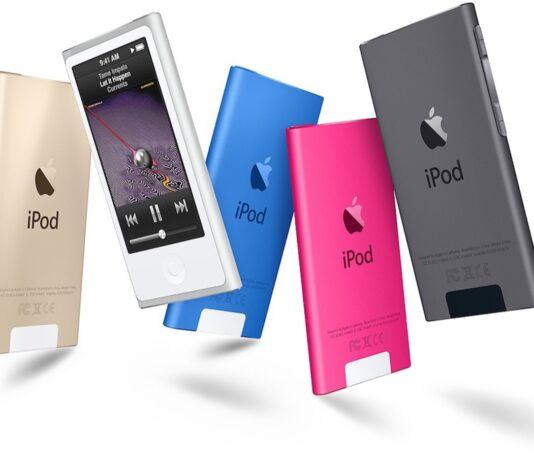 L'ultimo degli iPod nano sta per diventare obsoleto