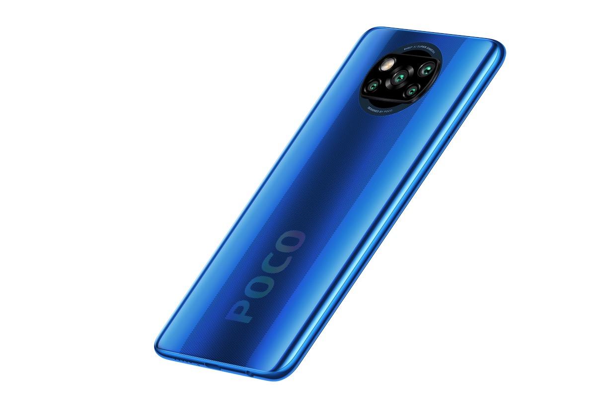 """Xiaomi presenta POCO X3 NFC, lo smartphone presentato come """"pura sostanza"""""""
