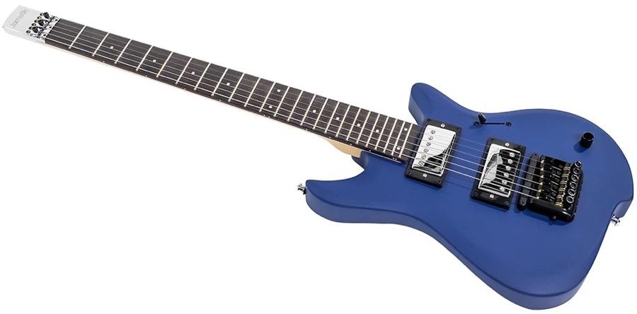 Jamstik Studio, la chitarra MIDI con USB-C è prima di tutto una chitarra