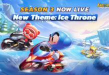 La Season 3 di KartRider Rush+ propone la nuova modalità Championship PvP