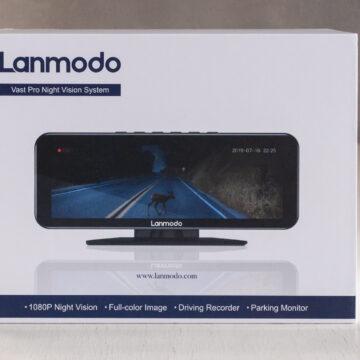 Recensione Lanmodo Vast Pro night Vision System Integrated con Dash Camera, la notte diventa giorno adesso su MicroSD