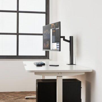 LG UltraFine Ergo 4K è il monitor pensato per comfort e produttività