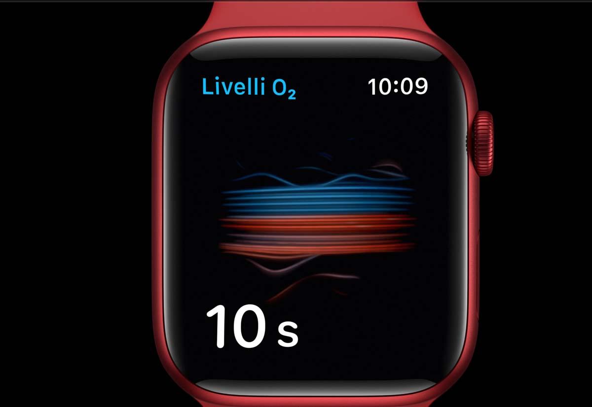 Apple Watch Series 6: le novità e le nuove funzioni per benessere e fitness