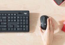 Logitech MK295 Silent Wireless Combo, mouse e tastiera ora col silenziatore