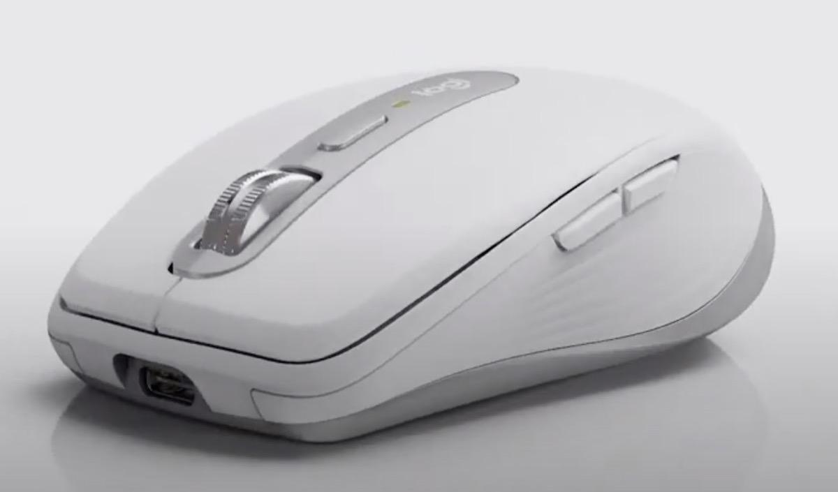 Il mouse Logitech MX Anywhere 3 è un fulmine: scorre fino a 1.000 righe al secondo
