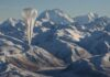 I palloni del Project Loon di Alphabet un aiuto per gli scienziati che studiano le onde di gravità