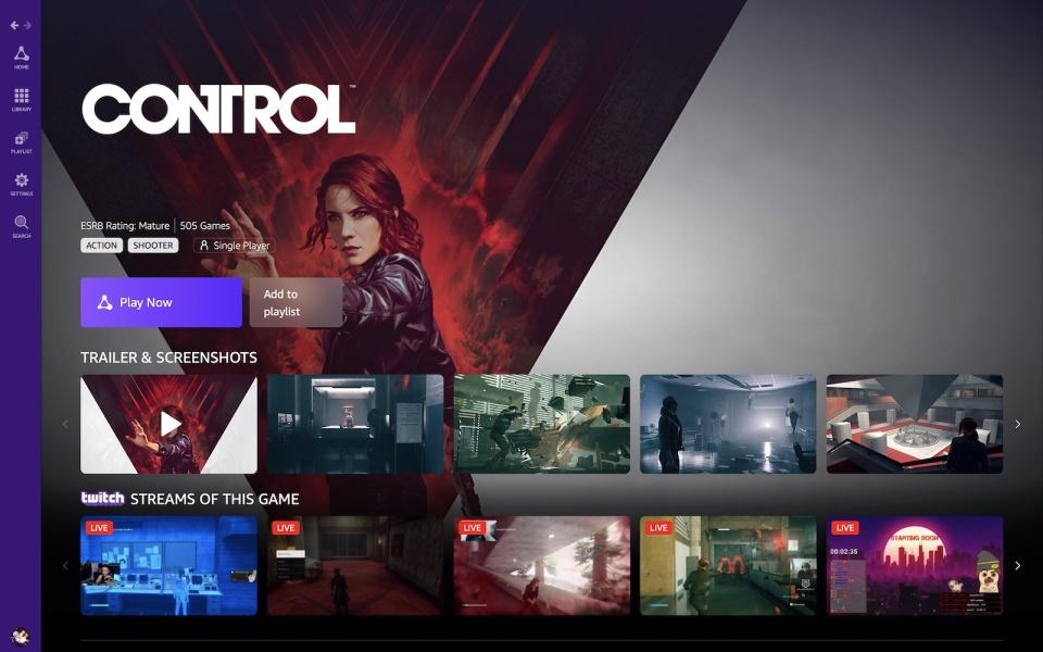 Amazon presenta Luna il servizio di giochi in streaming anche per iOS via web