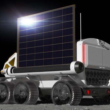 """Il nuovo prototipo di veicolo lunare di Toyota e Jaxa si chiamerà """"Lunar Cruiser"""""""