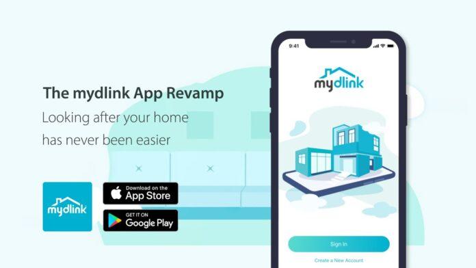 D-Link rilascia la nuova app mydlink per la gestione dei prodotti smart home