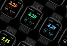 Nike Run Club per Apple Watch nuovo quadrante