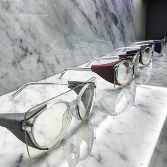 SNOB Milano ha realizzato quattro paia di occhiali anti-COVID