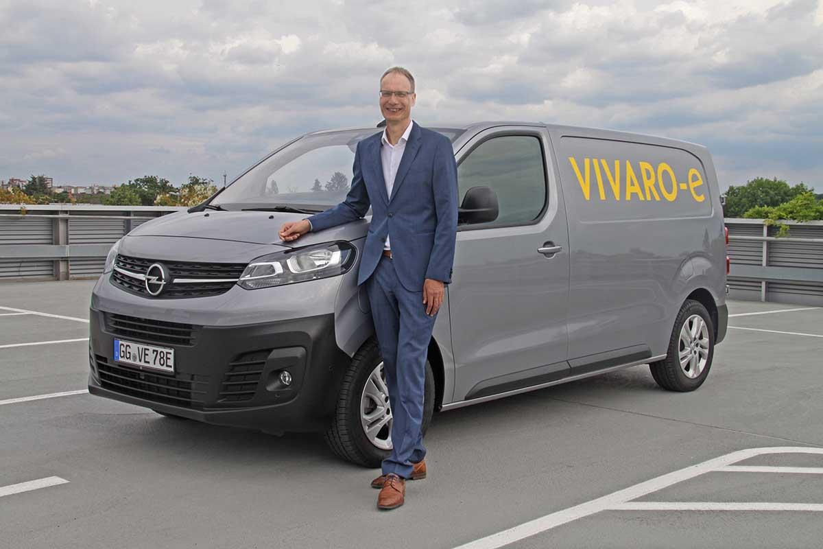 Opel, il Movano elettrico debutterà nel 2021