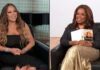 Mariah Carey si racconta ad Oprah su Apple TV+