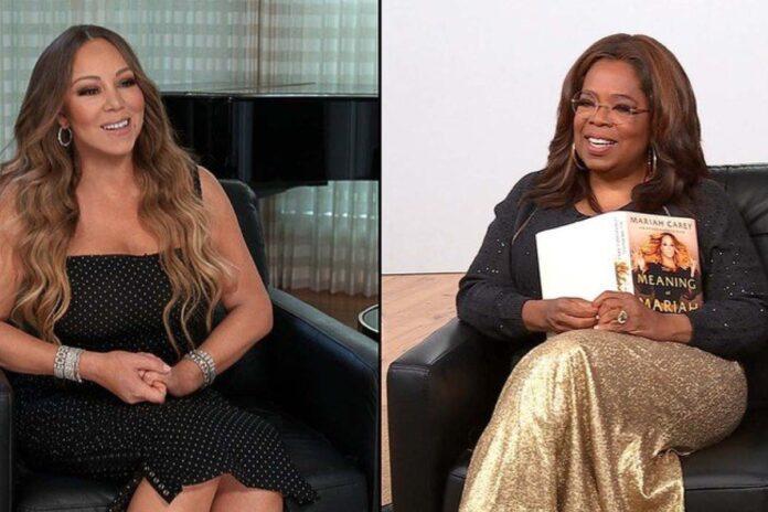 Mariah Carey si racconta ad Oprah su Apple TV+