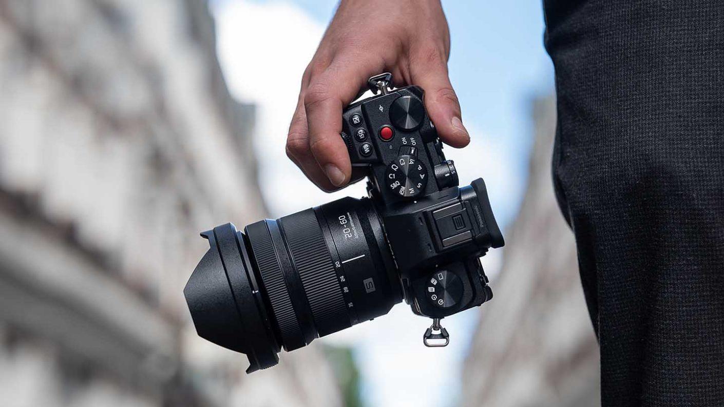 Panasonic presenta la nuova LUMIX S5, la fotocamera mirrorless full- frame ibrida