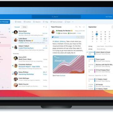 Microsoft, in arrivo aggiornamento di Outlook per Mac