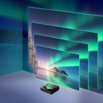 Il video-proiettore laser Polaris 4K sarà scontato del 31%