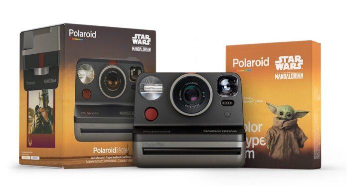 Arriva Polaroid Now in edizione speciale Star Wars The Mandalorian