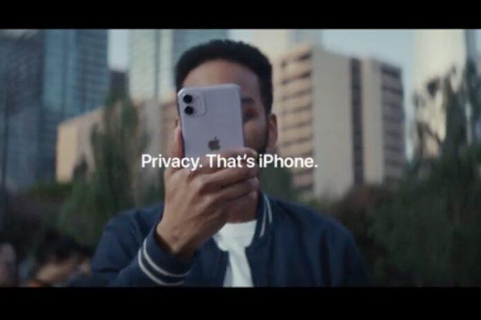 That's iPhone: ecco lo spot divertente di Apple sulla Privacy