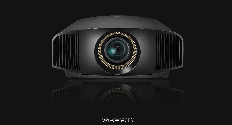 Sony lancia i nuovi proiettori per home cinema in 4K nativo