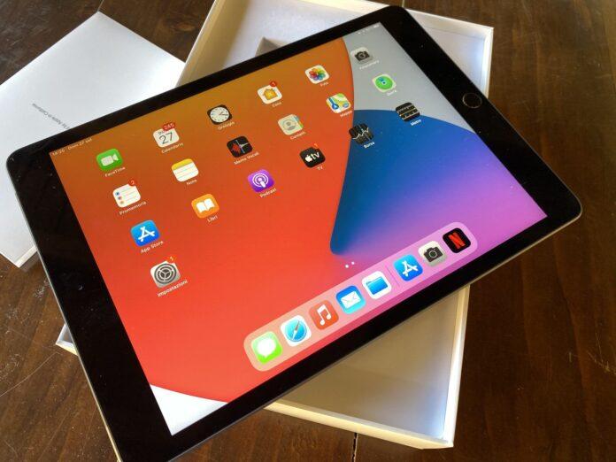 iPad di 8ª generazione, nessuna eccitazione tutta sostanza