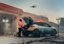 Nissan RE-LEAF, veicolo di primo soccorso con una fonte di energia sempre disponibile
