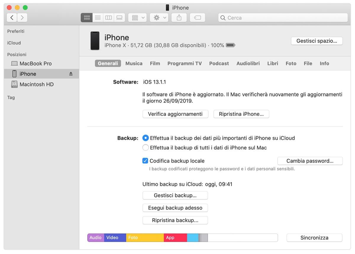 Come fare il downgrade da iOS 14 a iOS 13, col sistema valido anche per iPadOS