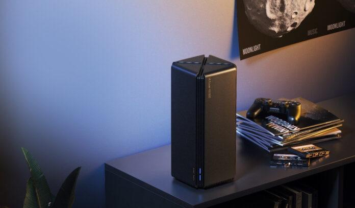 Solo 50 € il router Xiaomi AX1800, dal design futuristico con trasmissione fino a 1201 Mbps