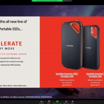 SanDisk Extreme portable SSD sempre più estrema ecco la nuova linea 2020 all'insegna della velocità