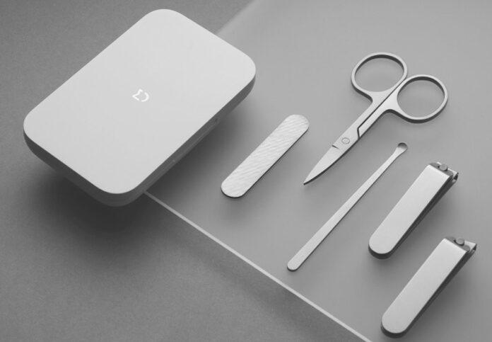 Mijia MJZJD002QW: il kit per la cura delle unghie, anche in viaggio, a poco più di 8 euro con codice sconto