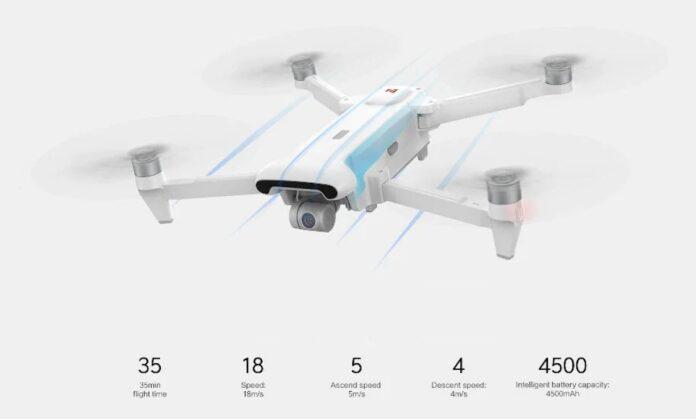 Il drone Xiaomi FIMI X8 SE 2020 al prezzo più basso di sempre: con coupon lo portate a casa a 396,45 euro
