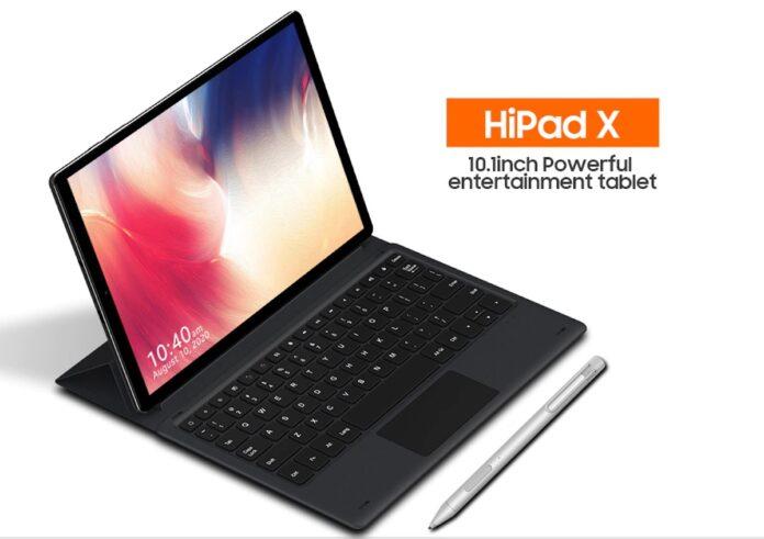 CHUWI HiPad X, in offerta a 171,99 euro con codice sconto il tablet 4G con 6 GB di RAM