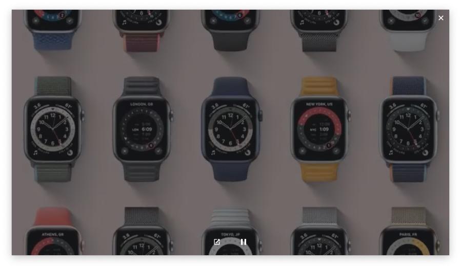 Presentato Apple Watch Series 6: adesso anche in rosso e blu, con misurazione del VO2 Max