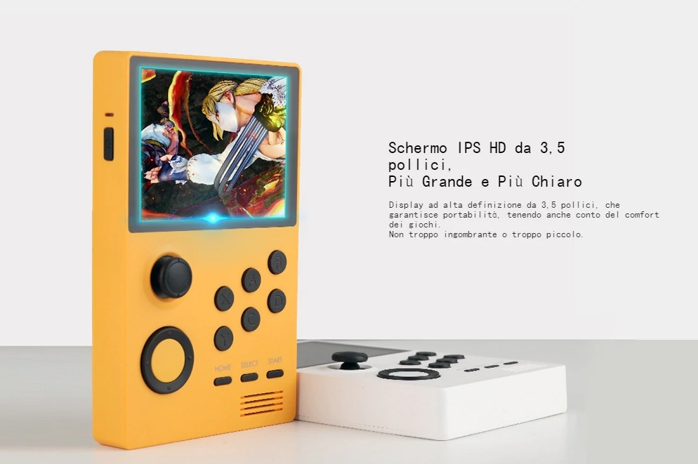 Supretro, la console portatile super potente ispirata al Game Boy a meno di 80 euro con un codice sconto